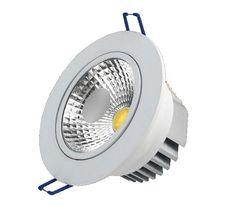 Dimmable COB LED Downlight 7W 10W 12W 15W AC85-265V LED Down Light Dimmable COB Spot Recessed Downlight Light Bulbs #Affiliate