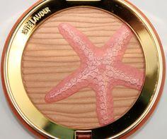 Estee Lauder Summer 2011 Bronze Goddess Soleil Collection Sea Star Bronzing Blush $34
