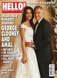 """Modesty has its own rewards.  George wasn't looking for a wife, as everyone knows.  God """"made men"""" to fall in love with women of virtue, even tbough you don't often hear a single man admit it..  amal alamuddin wedding dress - Bing Images"""