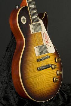 Gibson Custom Shop 1959 Les Paul Standard V.O.S. Faded Tobacco