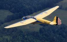 Vintage glider