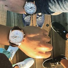 Owners pics - the Portsea and the Carlton on the Penninsula  #melbourne #watches #wruw