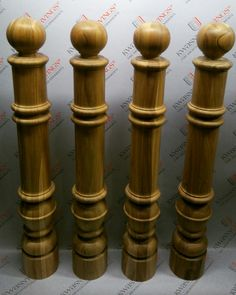 Columns for stairway. #stairway #columns #balusters #woodwork #custom #millwork #interior #decor #design