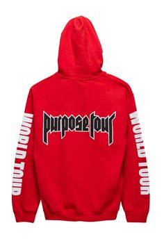 0c975abe358a Justin Bieber Is Teaming Up With PacSun For His New Purpose Tour Merch  Collection