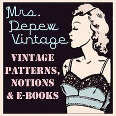 Free vintage patterns Sewing Shirts 978169bdf