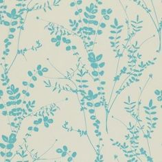Salvia, a feature wallpaper from Harlequin, featured in the Harlequin Kallianthi by Clarissa Hulse collection.