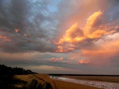 Alkantstrand, Richards Bay, South Africa.