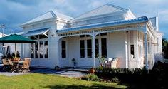 New Zealand's Leading Supplier of Renovation Products. Victorian Homes, New Zealand, Porch, Mansions, House Styles, Building, Outdoor Decor, Villas, Image