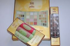 Our new holiday products! #pixipretty #holiday2014 #new #makeup
