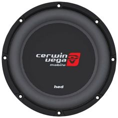 """Cerwin-vega Mobile Hed Dvc Shallow Subwoofer (10"""" 4ohm )"""