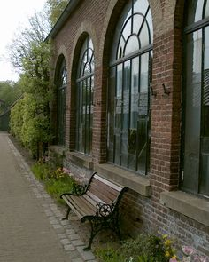Geldrop (Holland) Castle garden