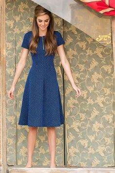 Fabulous And Fantastic Fit And Flare Dresses