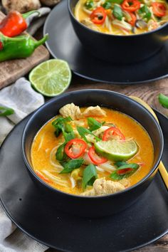 Thai Red Curry, Food And Drink, Ethnic Recipes, Gastronomia
