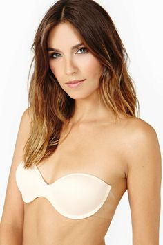 Barely There Backless Bra | Shop What's New at Nasty Gal