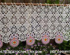 Crochet pattern tape measure cover by ATERGcrochet by ATERGcrochet
