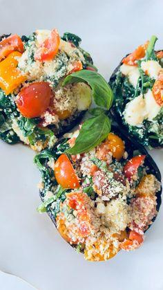 Healthy Eating Recipes, Healthy Snacks, Vegetarian Recipes, Gluten Free Recipes, Low Carb Recipes, Cooking Recipes, Mediterranean Diet Recipes, Mushroom Recipes, Quick Meals