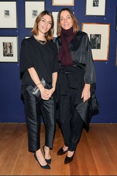Arts & Crafts: Phoebe Philo and Marco Gobbetti host a preview of the Isa Genzken Exhibition at the MoMA and Warby Parker Fetes a Collaboration with RxArt - Parties