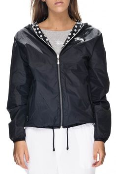 STUSSY SPORTS SPRAY JACKET - Jackets - Shop Womens | Stussy Australia