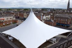 View from above New Image, Outdoor Gear, Tent, Milk, Marketing, Store, Tents
