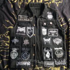 Slightly updated vest