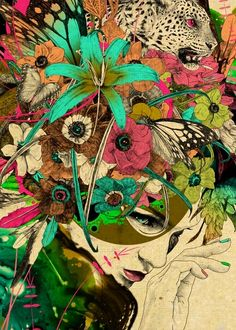 Collage #art : What an amazing piece of art!