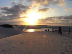 ユーラシア旅行社で行く!レンソイス白砂漠ツアーは、夕日までじっくり鑑賞!