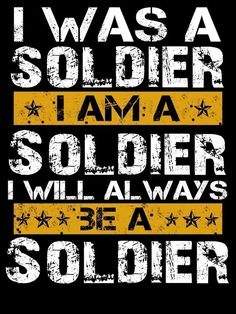 US army veterans day gifts Us Army Infantry, Army Soldier, Military Memes, Military Love, Military Service, Indian Army Quotes, Soldier Quotes, Army Wallpaper, Warrior Quotes