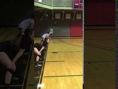 One of the first basic volleyball drills every player learns is the pepper warmup drill. I've broken down each skill and I describe how to do it so you know how to perform each skill in the drill so i