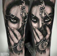 Tattoo by ig:khailtattooer
