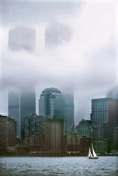 Twin Towers, America  ~ some time ago........