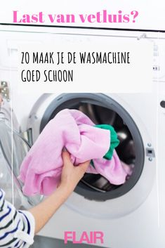 Good Housekeeping, Organization Hacks, Good To Know, Cleaning Hacks, Washing Machine, Household, Custom In, Washers, Cleaning Tips