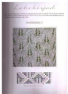 Lehekirjad pattern