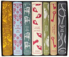 Complete Jane Austen Penguin Clothbound