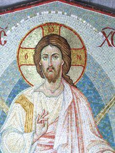 Anca and Alex Costenco – Mozaicon Masters of Mosaics Stone Mosaic, Mosaic Art, Roman History, Art History, Roman Mythology, Greek Mythology, Mural Art, Art Art, Archangel Raphael