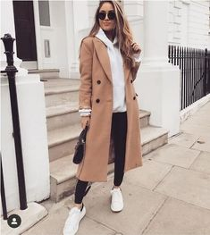 nyc winter outfits Best Casual Winter Outfits Ideas for 2019 Winter outfits Trendy Fall Outfits, Casual Winter Outfits, Winter Fashion Outfits, Look Fashion, Stylish Outfits, Autumn Fashion, Luxury Fashion, Fashion Clothes, Summer Outfits