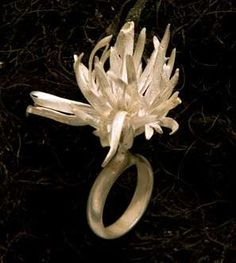 Lotus Rings: Nature Inspired Jewelry and Silver Accessories by Eva DeCarlo