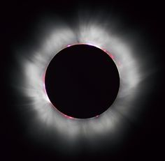 #eclipse #space #amazing #natural #universe