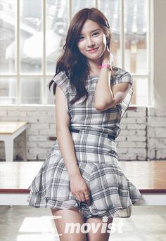 OMONA THEY DIDN'T! Endless charms, endless possibilities ♥ - Kim So Eun looking pretty (as usual)