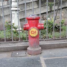 Hidrante Colorado
