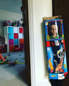 #ToyBox ... when the box is better than the toy. #parenting