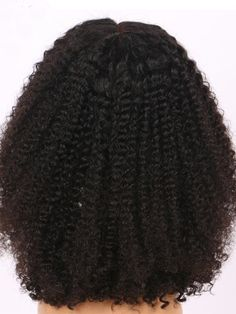 Kinky Curly Remy Human Hair 13x4 Lace Front Bob Wigs For Black Women Cheap Full Lace Wigs, Curly Full Lace Wig, 100 Human Hair, Human Hair Wigs, Free Hair, Hairline, Brazilian Hair, Kinky, Virgin Hair