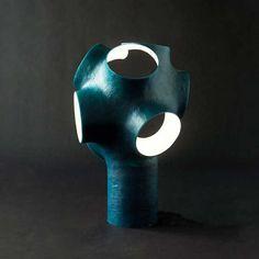 Les Simonnet, lampe, 1969