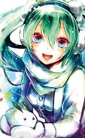 Resultado de imagen para animes kawaii miku