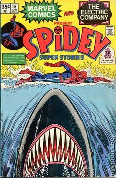 Spidey Super Stories (1974) 16