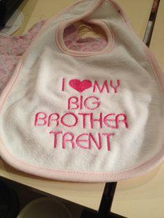 Bib Embroidery