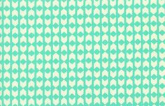 Cotton and Steel Moonlit Rashida Colman-Hale Arrows Cotton Fabric Mint