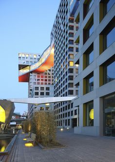Gallery of Linked Hybrid / Steven Holl Architects - 16