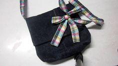 กระเป๋าจากเศษผ้า