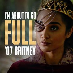 Image result for the magicians going full britney 07