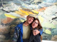 Marina and me - happy days in Malaga at Malaca Instituto. Malaga, Happy Day, Flow, Art Projects, Drawings, Painting, Painting Art, Sketches, Paintings
